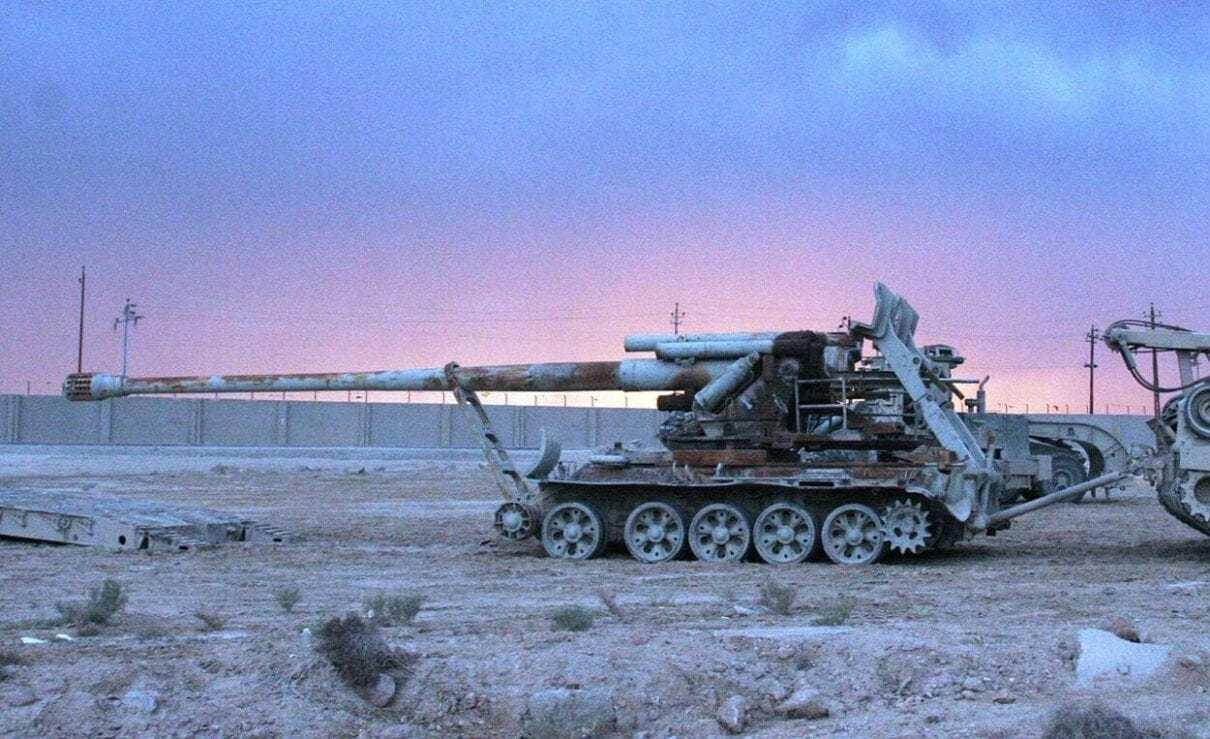 DPRK Artillery