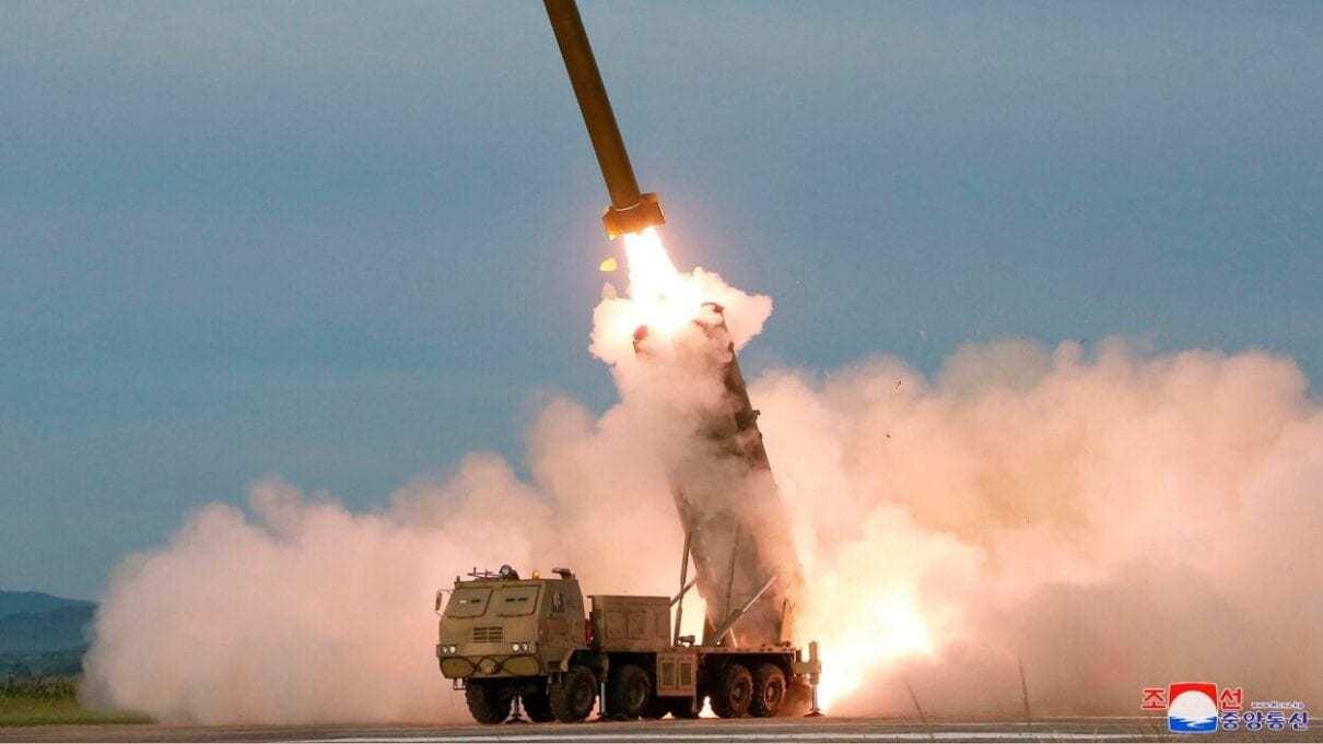 KCNA Missile