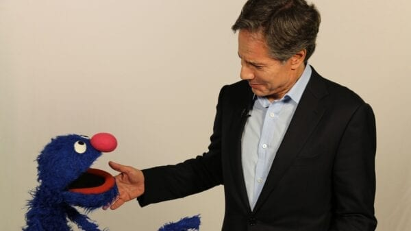 Tony Blinken Meets Grover