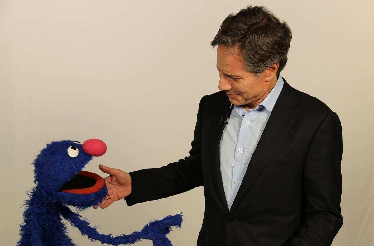 Tony Blinken Meets Grover