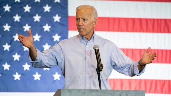 Joe Biden on the Campaign Trail