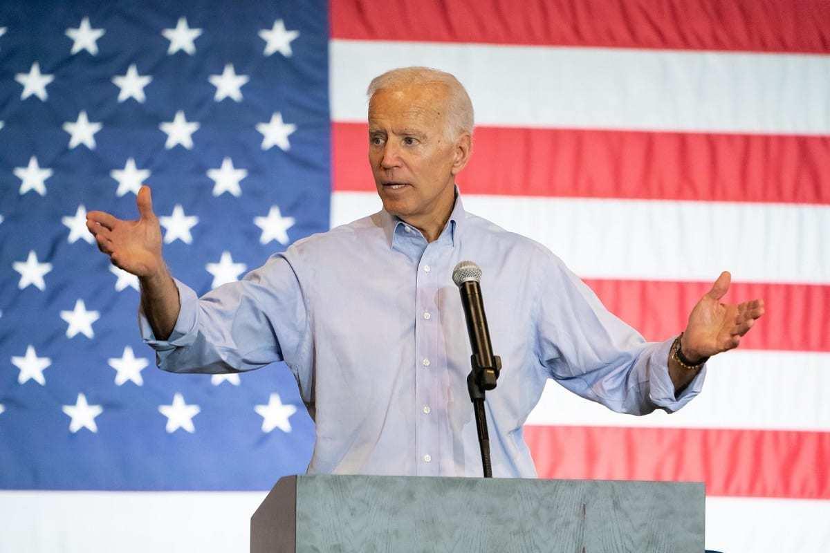 Joe Biden on the Campaign Trail