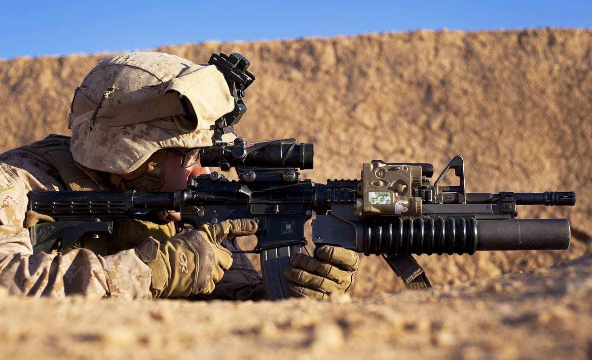M4 Carbine Ready