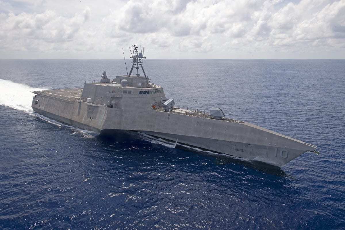 LCS in South China Sea