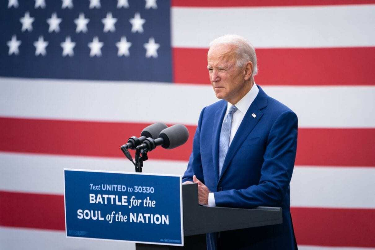 Biden on the Trail in October