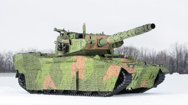 BAE Mobile Protected Firepower