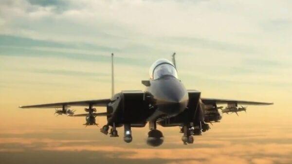 F-15EX Screenshot from Boeing Video