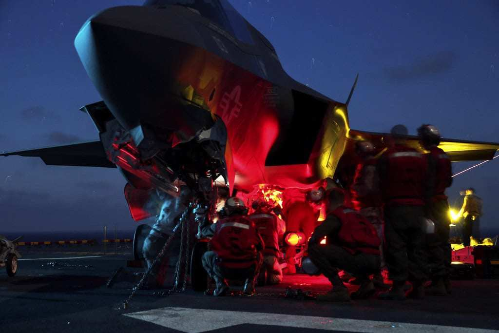 F-35 Marines