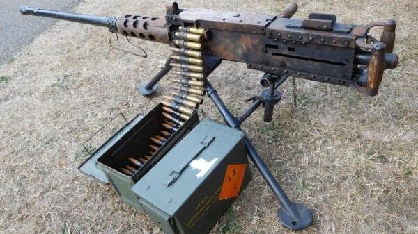 Longest-Serving Guns