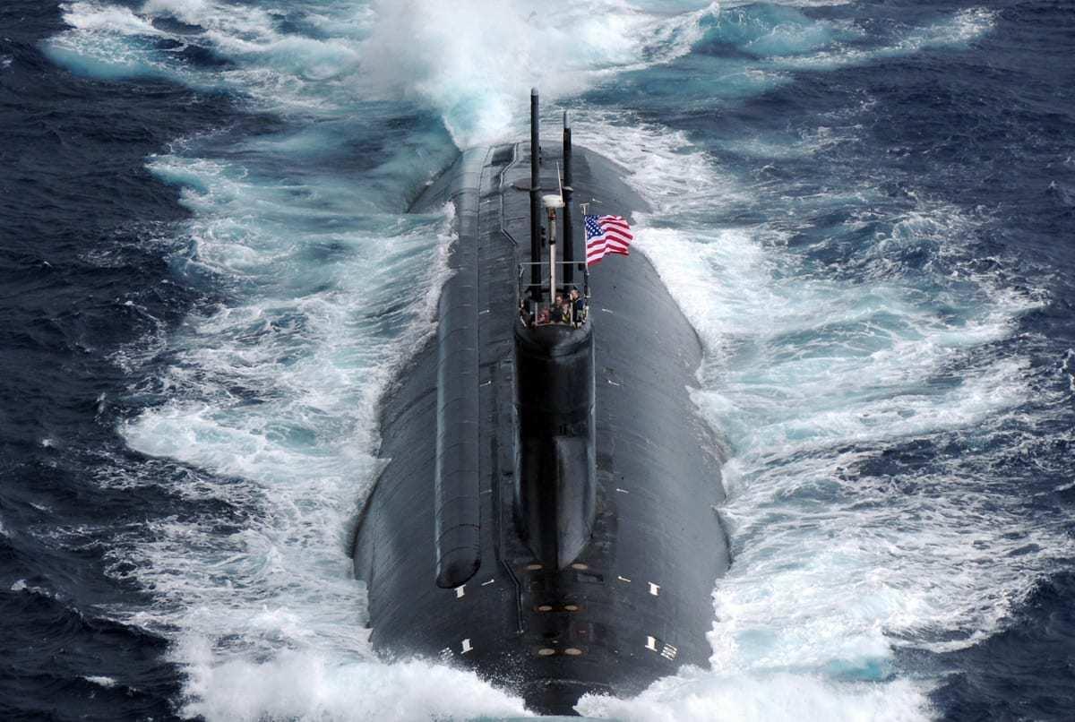 Seawolf-Class Submarine
