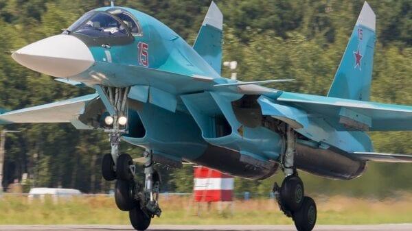Russia's Su-33