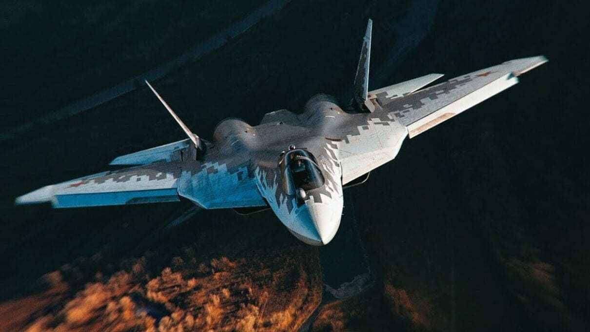 Su-57 Fighter