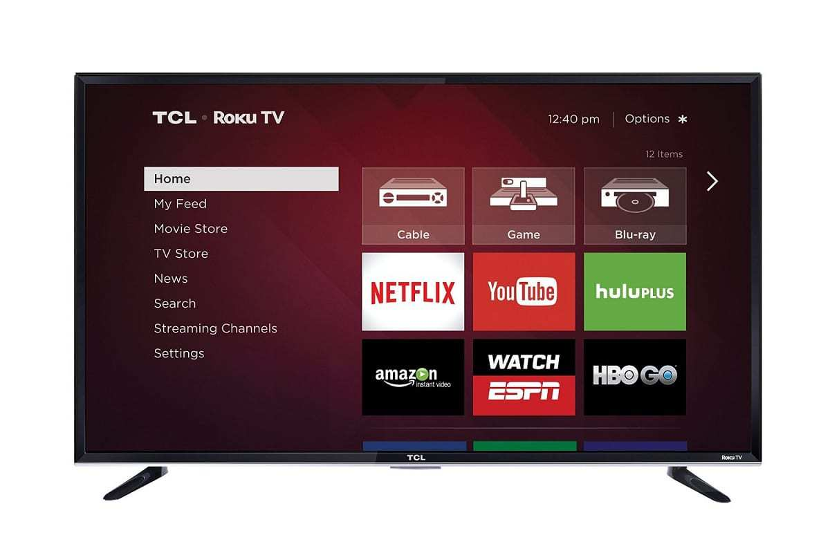 TCL 32S3800 32-Inch 720p Roku Smart LED TV (2015 Model) N24 image in Electronics category at pixy.org