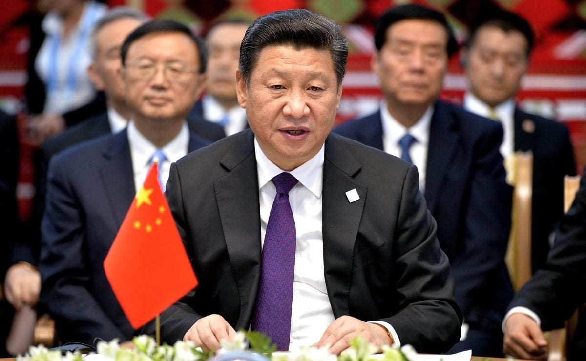 China's Xi Jinping at BRICS Summit
