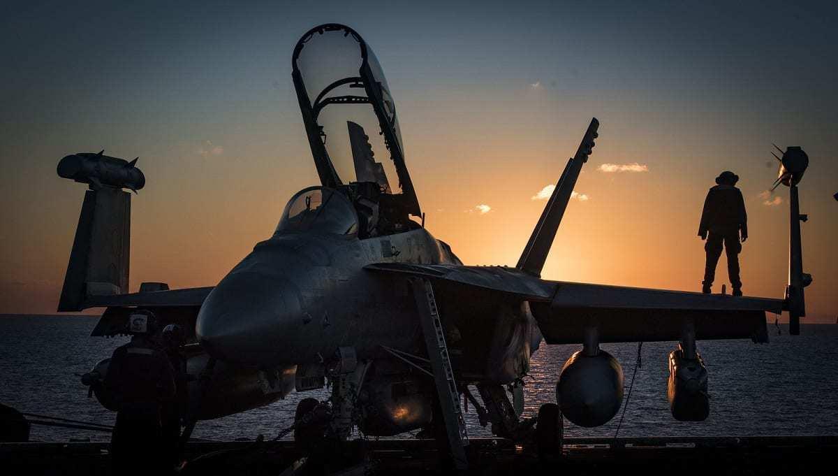 U.S. Navy F/A-18