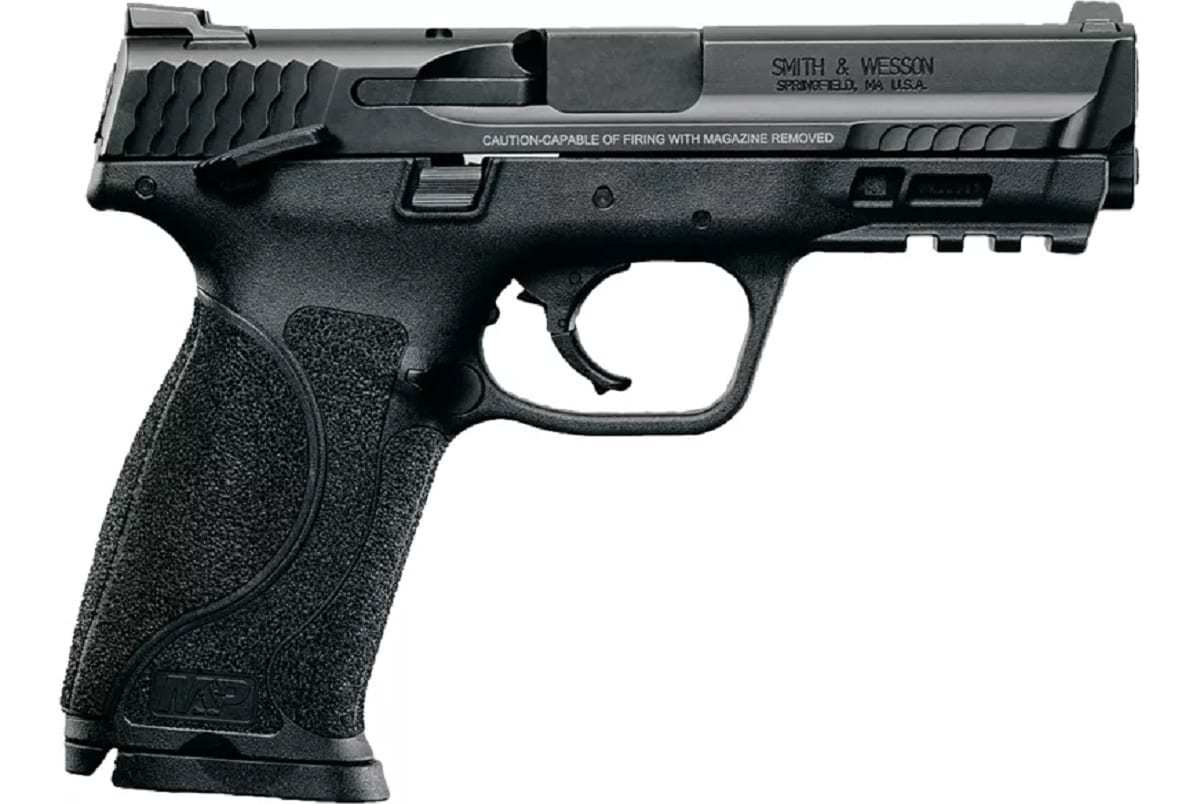 Smith & Wesson's M&P M2.0