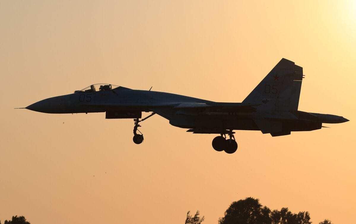 Russia's Su-27 Fighter