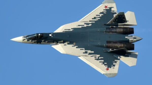 Russia's Su-57
