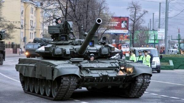 Russia's T-90 Tank