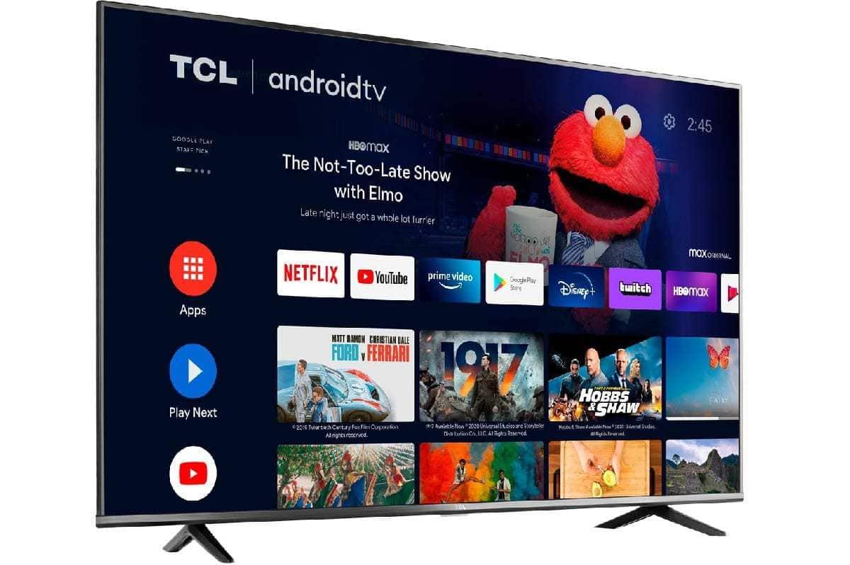 TCL 4K HDTV