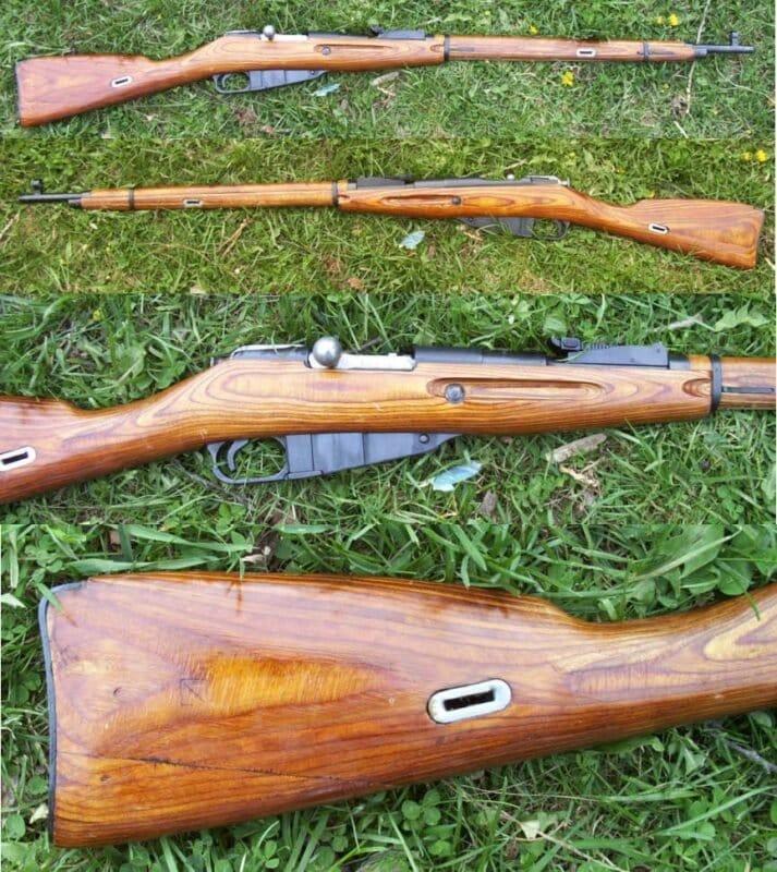 Battle Rifles of World War II