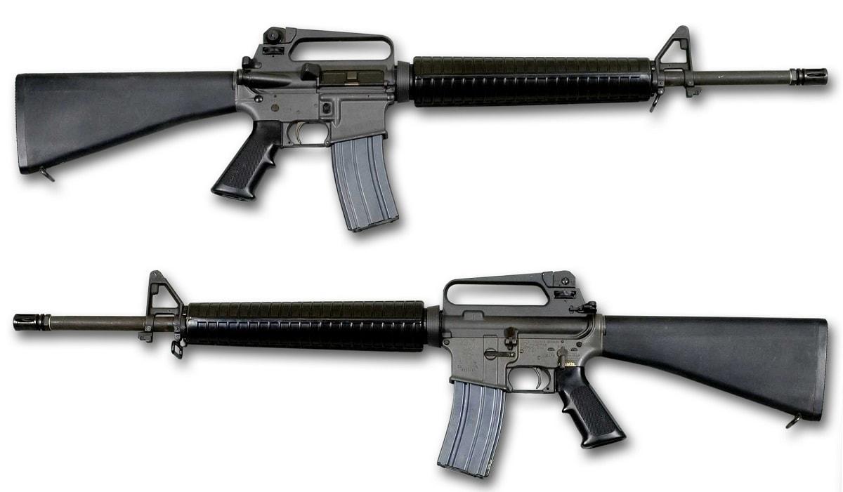 AK-47 vs. M16