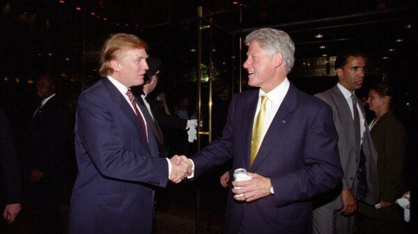 Bill Clinton Resign