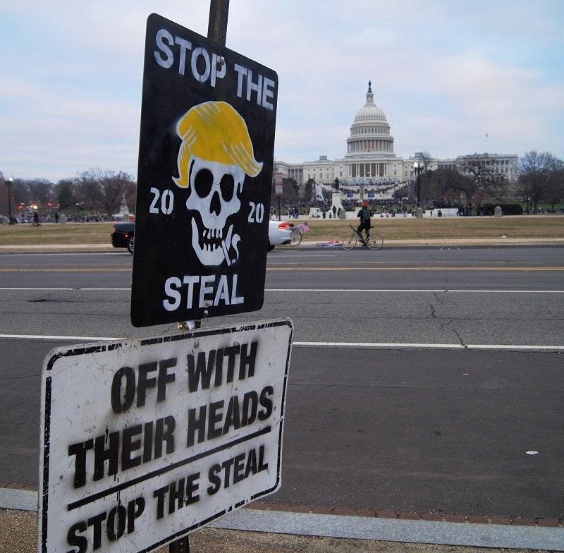 Capitol Building Attack