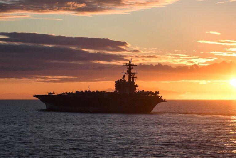 The U.S. Navy is Worried China Will Soon Invade Taiwan