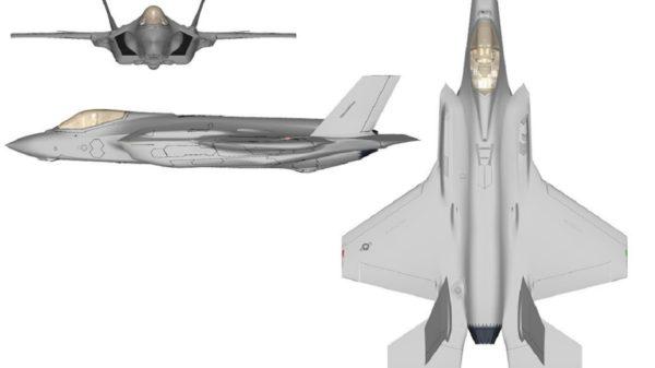 F-35 Gun