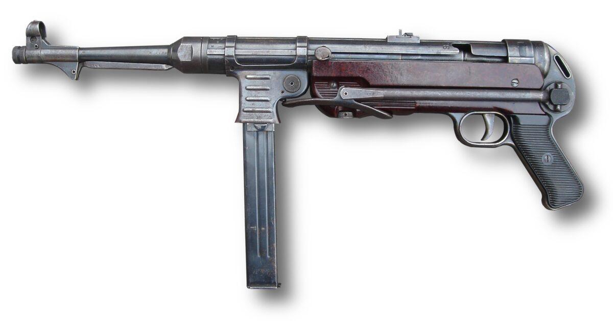German MP 40