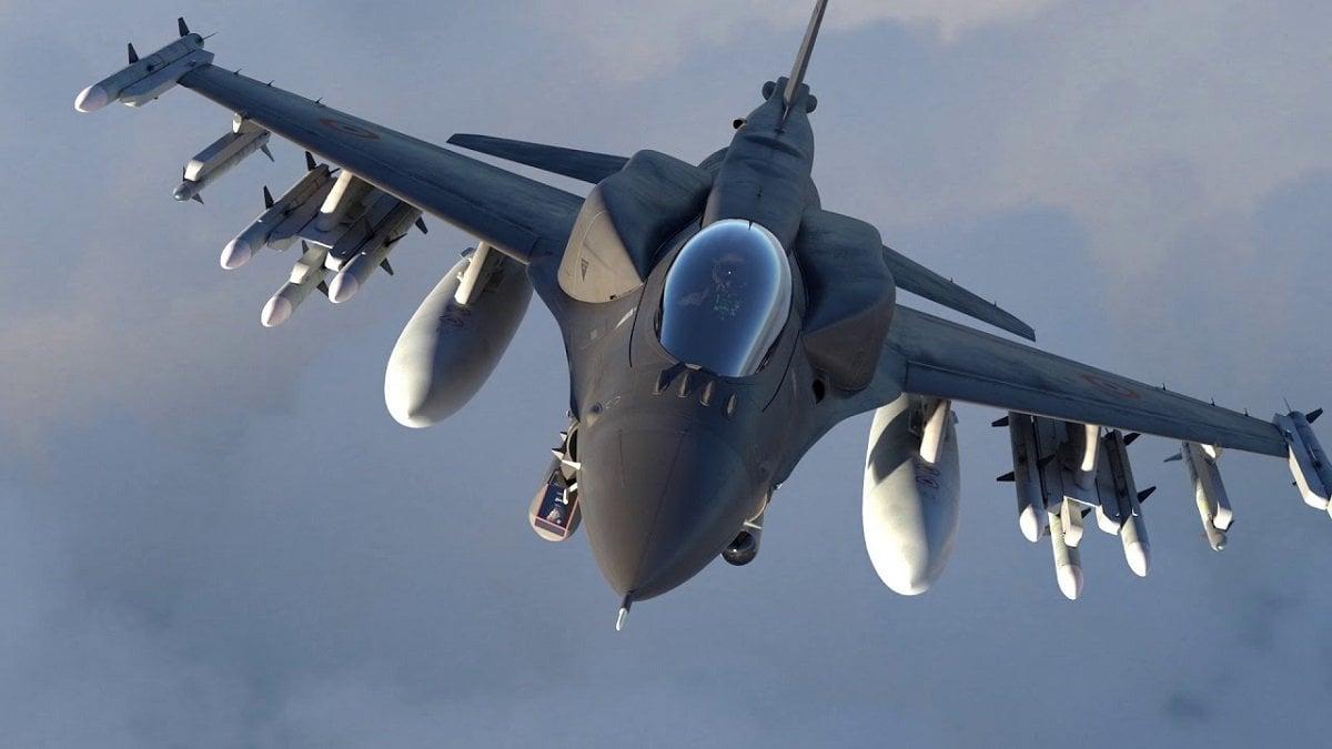 India F-35 F-16