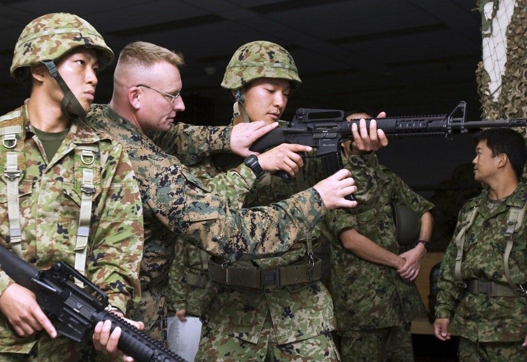 M16 Training
