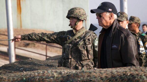 Joe Biden Strategic Patience