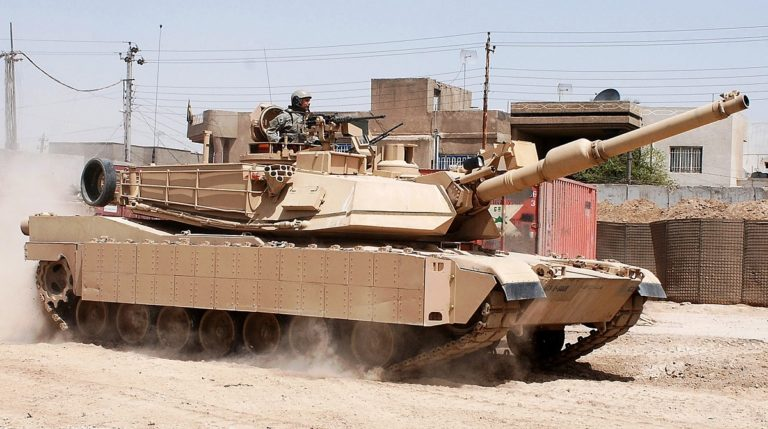 The M1 Abrams Tank: Too Fat to Fight a War?