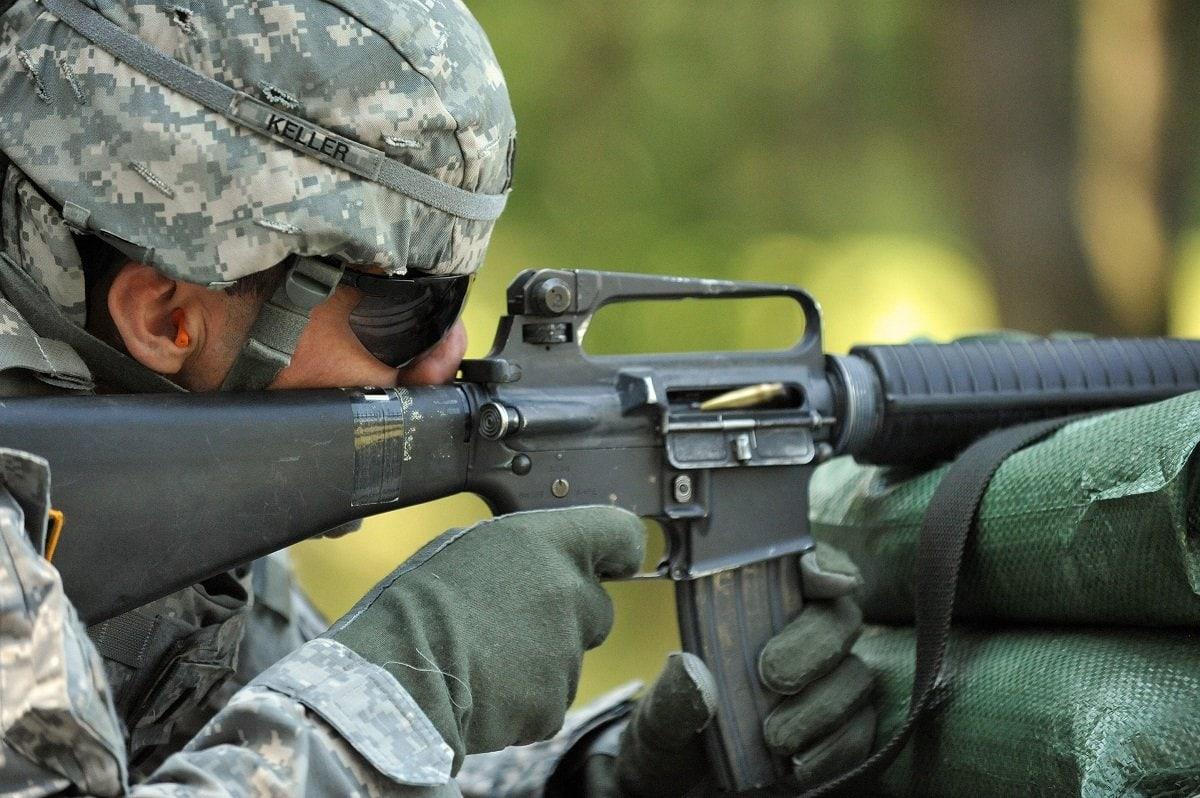 M16 Rifle (M16A2 Version)