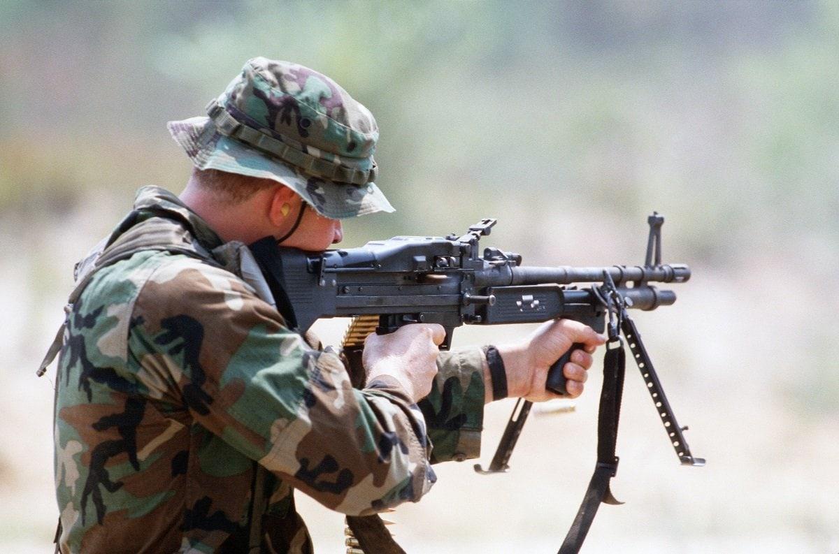 M60E3 Rambo