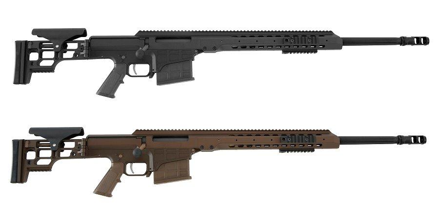 MRAD Sniper Rifle