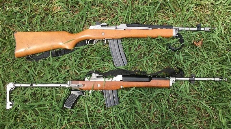 Ruger Mini-14 Rifles