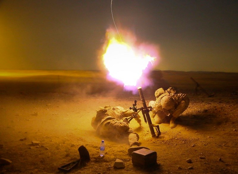 60 MM Mortar