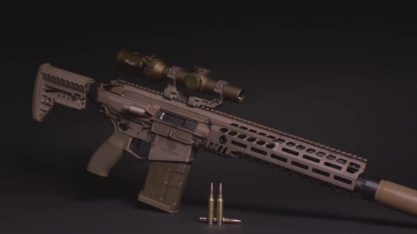 SIG Sauer Army Next Generation Squad Weapon