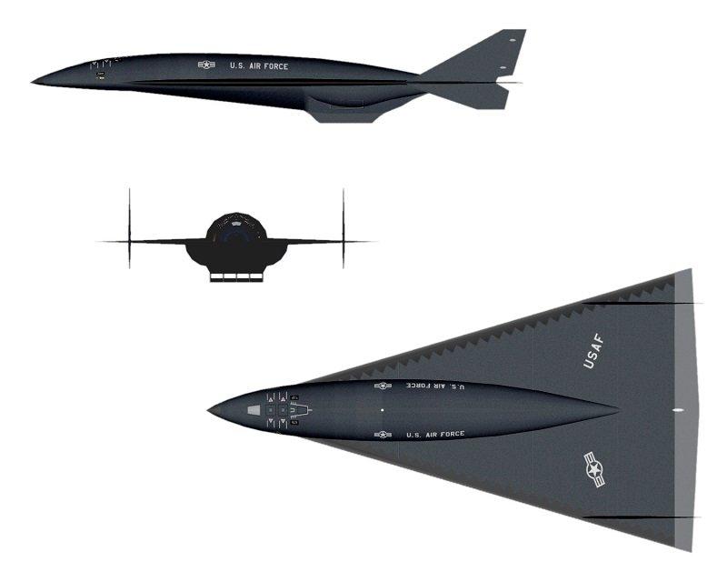 SR-91 Aurora