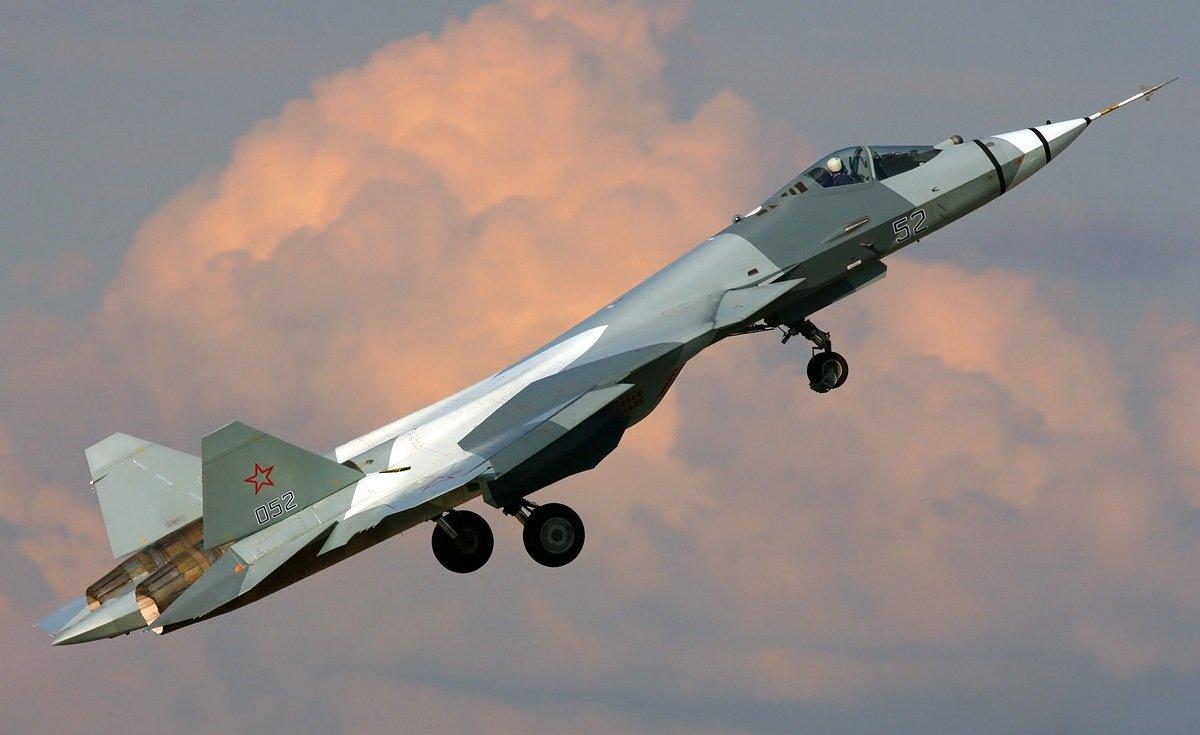Su-57 F-35