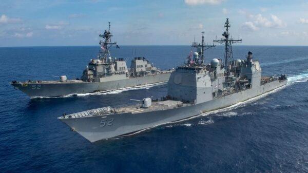 U.S. Navy Lasers