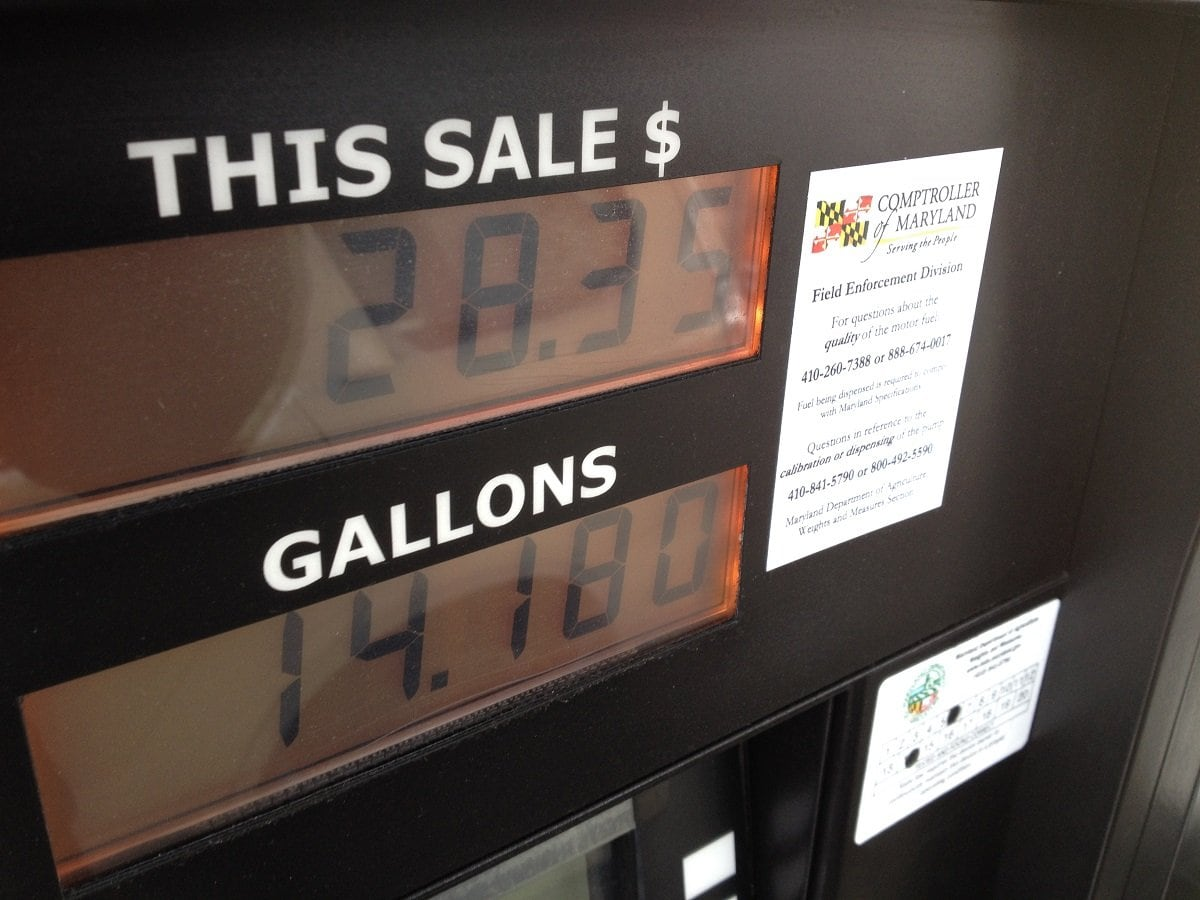 Why are Gas Prices Going Up?