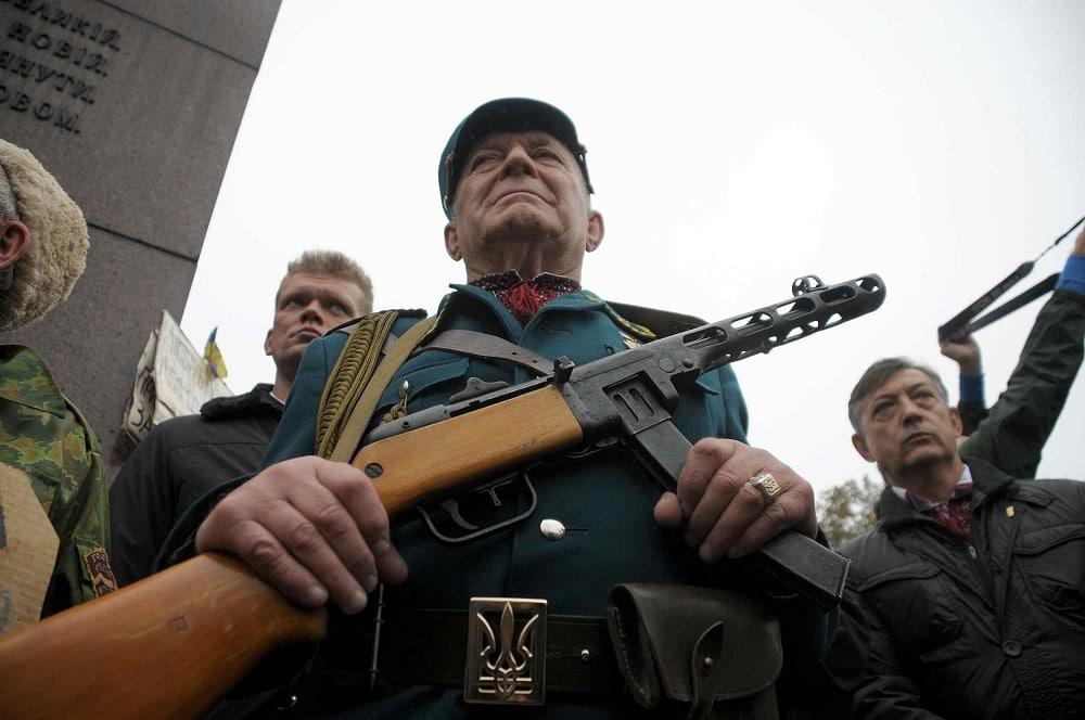 Soviet PPSh-41
