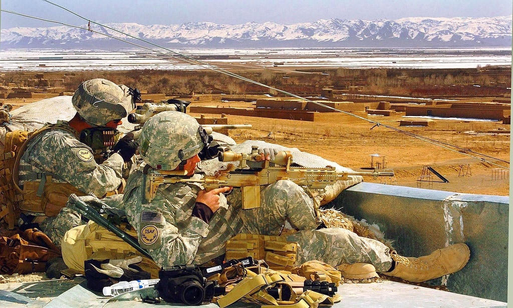Leave Afghanistan