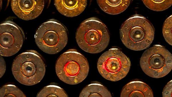 Ammo Shortage