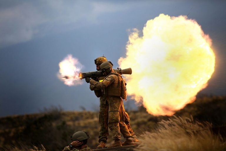 Why the U.S. Military Loves the Carl Gustaf Recoilless Rifle