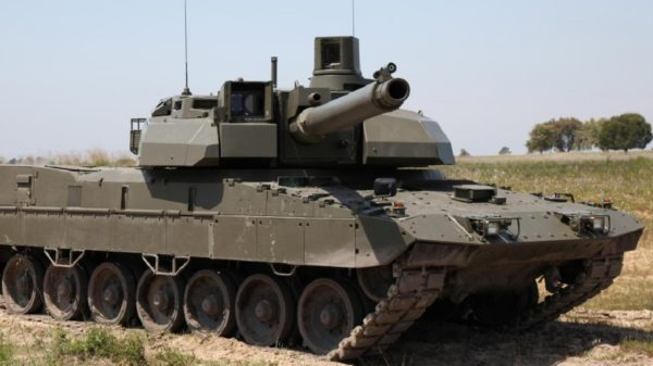 European Main Battle Tank